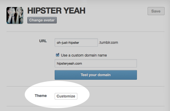 Set A Custom Background Image For Your Tumblr Blog